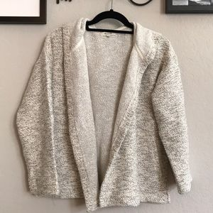 Madewell Textural Hooded Jacket
